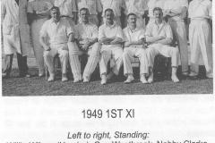 1949 1st XI