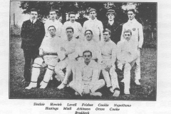 1909 1st XI