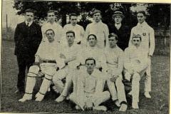 1909 1st XIa