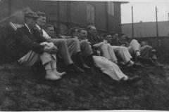 1936 - Cricket