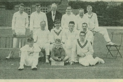 1962 Cricket Tour XI