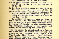 Cricket Rules 1964 - 1