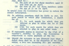 Cricket Rules 1968 - 1
