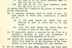 Cricket Rules 1971 - 1