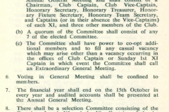 Cricket Rules 1971 - 2