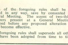 Cricket Rules 1971 - 3